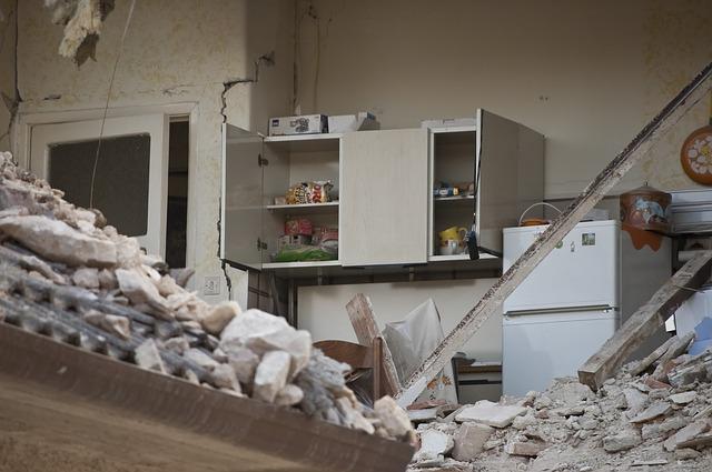 ביטוח נגד רעידת אדמה