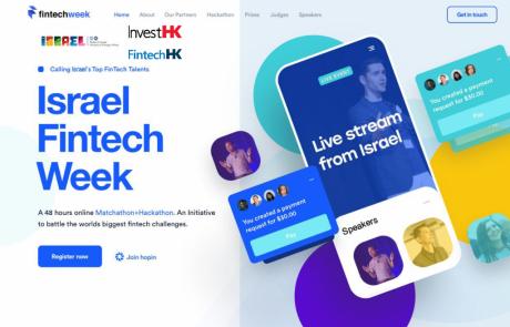 שבוע הפינטק של ישראל והאמירויות (FintechWeek)